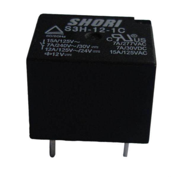 Shori Relais S3H-12-1AS SPNO-Schliesser U=12V I=15A