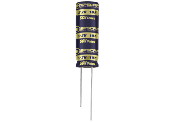 Ultracap Zelle 10F 2,7V