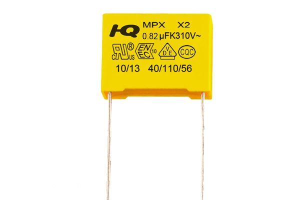 X2-MKP Film Capacitor 0.47µF
