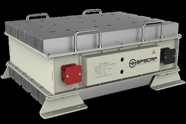 Ultracap Modul 55F 144V