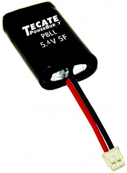 Ultrakondensator Modul 5F 5,4V - Aktiver Zellausgleich