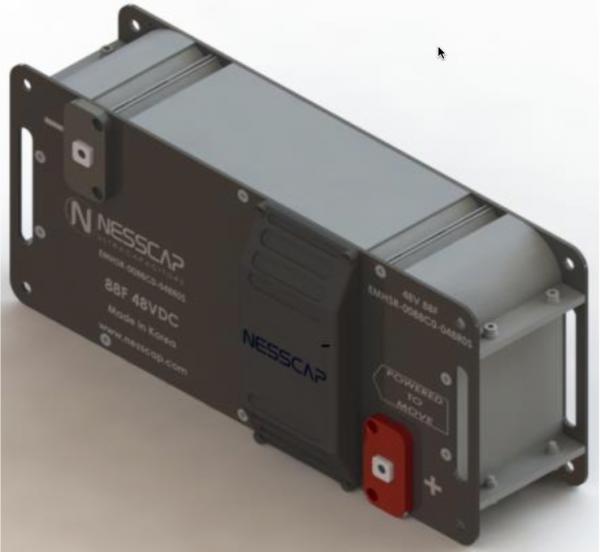 Ultrakondensator Hochleistung Modul 88F 48V