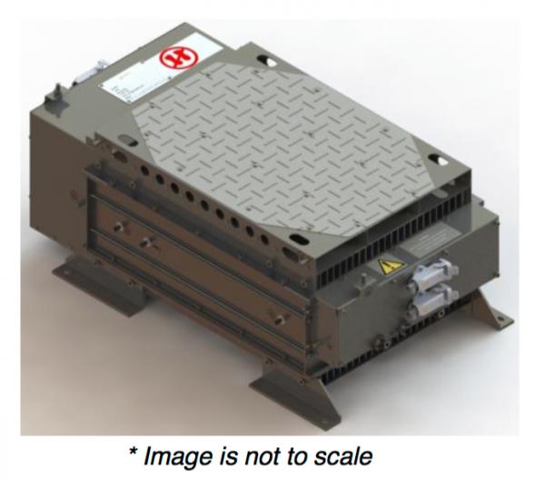 Ultrakondensator Hochlast Energiespeicher 62F 125V