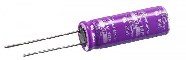 Ultrakondensator Zelle 2,7V 10F XP-Serie