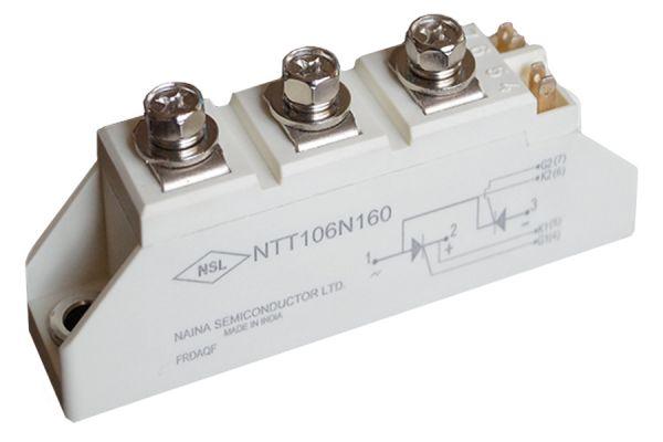 THYRISTOR MODULE 1400V 27A NTT27N140