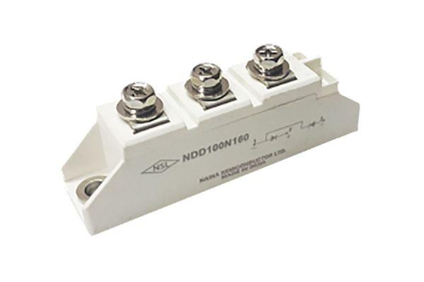 SCR-DIODE MODULE 600V 45A NTD42N60