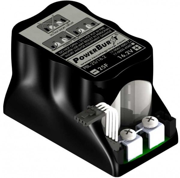 Ultrakondensator Modul 25F 16,2V