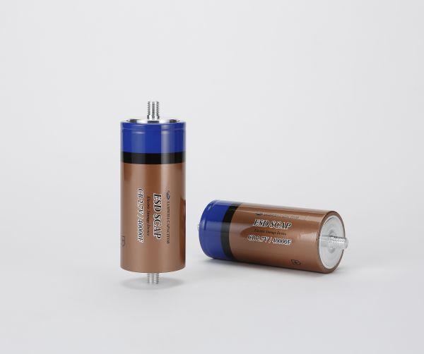 HighPower BatteryCap 40000F 2.7V Ø60mm L138mm