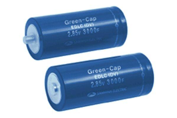 Greencap L-Zelle 3400F 2.85V