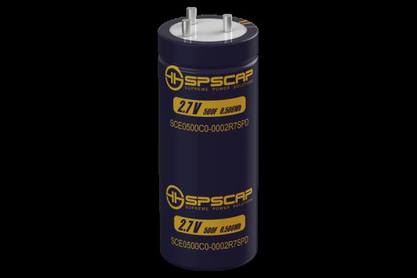 Ultracap Zelle 500F 2,7V