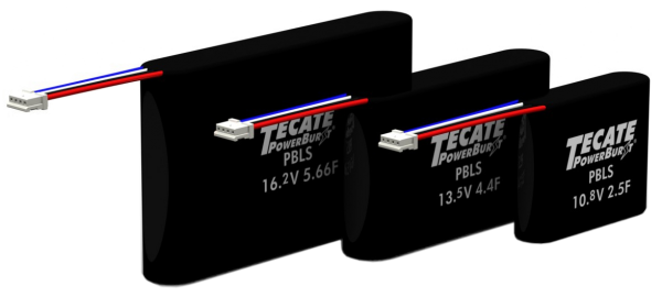 Ultrakondensator Modul 10F 13,5V