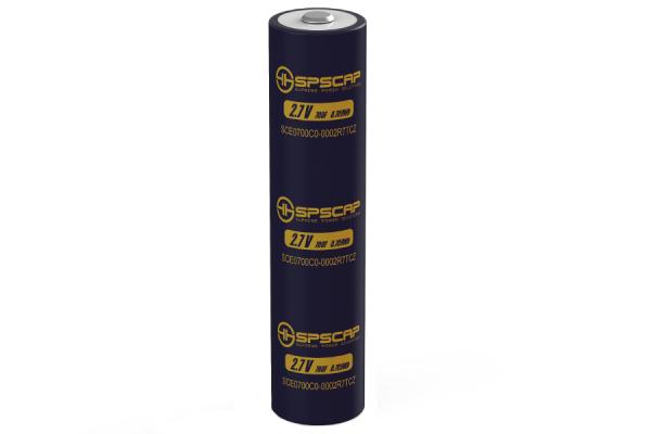 Ultracap Zelle 700F 2,7V