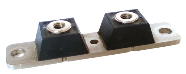 SCHOTTKY DIODE 250A 200V Twin Tower MBR500200CTR