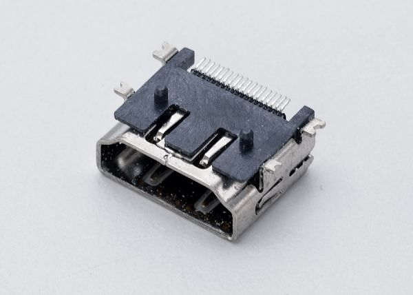 HDMI - HDMI Socket SMT, S5