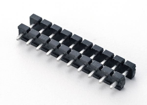 Header - Stack Straight Type, P5.08, H 2.5, single Row