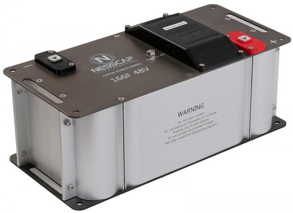 Ultrakondensator Hochleistung Modul 166F 48V