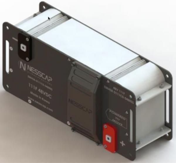 Ultrakondensator Hochleistung Modul 111F 48V