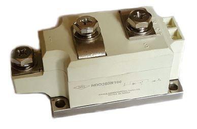 DIODE MODULE 1200V 270A NDD260N120