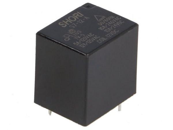 S7-24-1C Relais SPDT-Wechsler 24V 15A