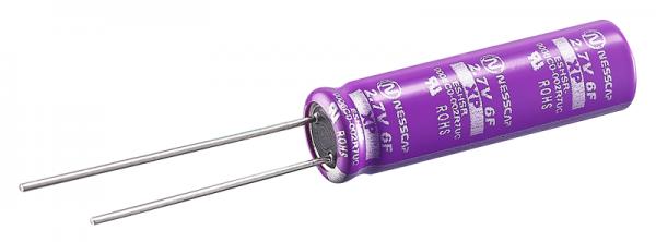 Ultrakondensator Zelle 6F 2,7V XP