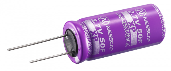 Ultrakondensator Zelle 50F 2,7V XP
