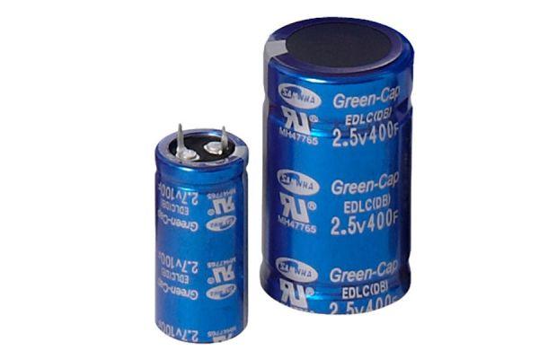 Greencap M-Zelle 400F 2.7V
